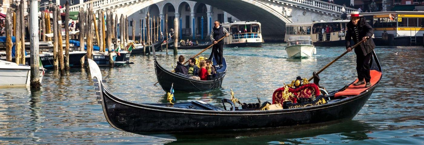 Saint-Valentin à Venise