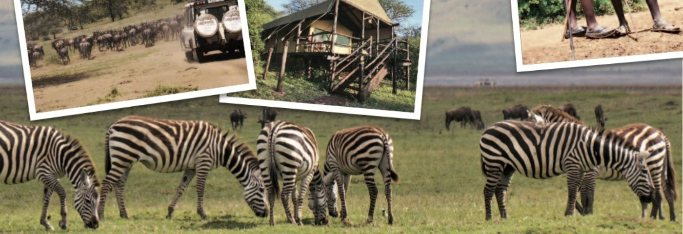 Out of Africa, en Tanzanie
