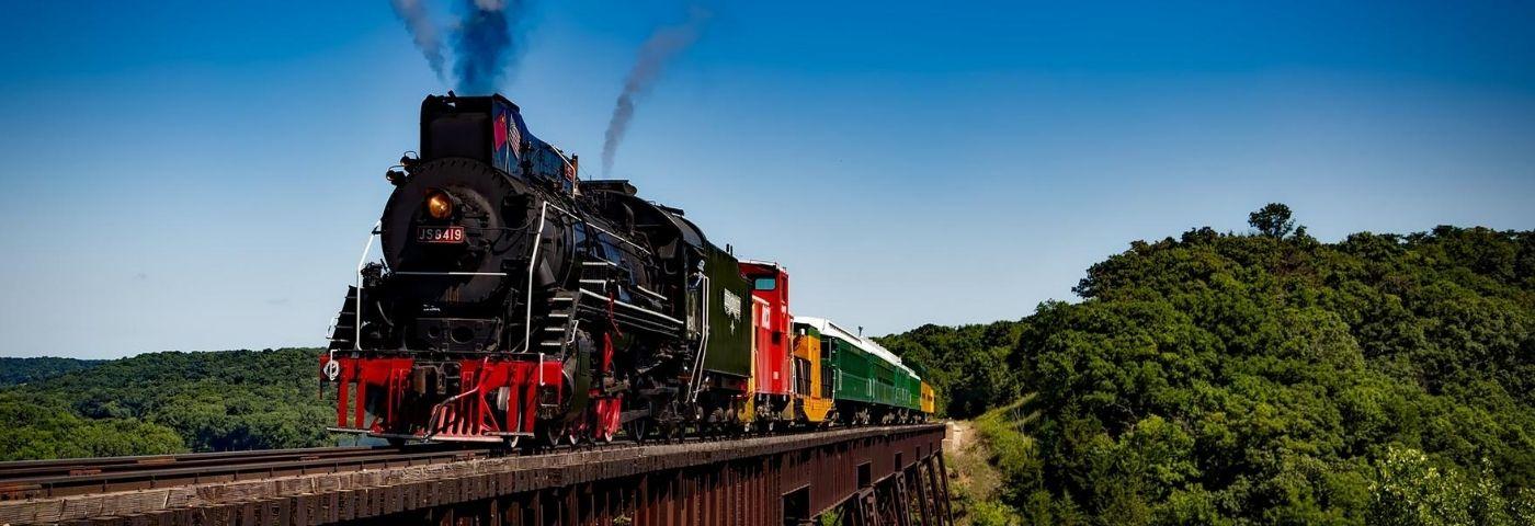 Croisière ferroviaire sur le Transsibérien