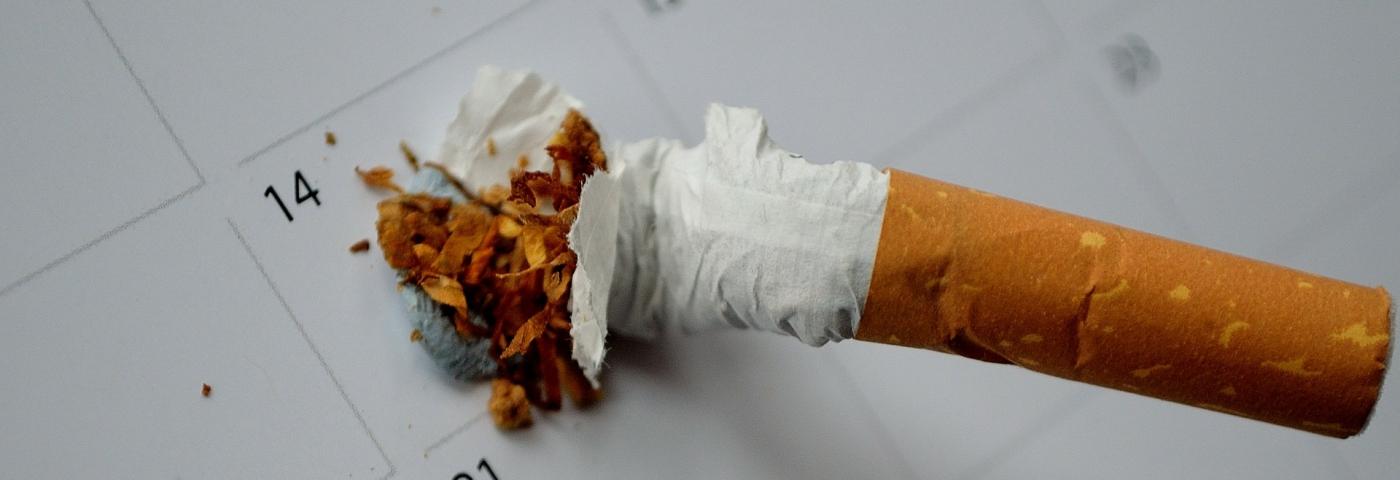 Arrêter de fumer avec l'aide des huiles essentielles