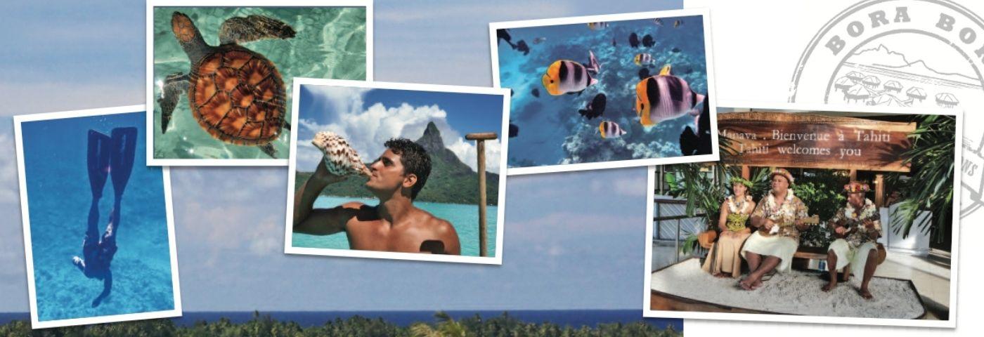 L'art de vivre en Polynésie: de la réalité au rêve
