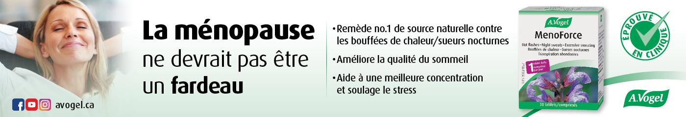 Vogel Ménopause (FR)