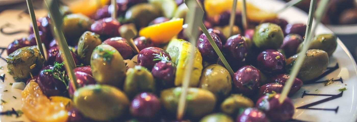Des olives tous les jours pour rester jeune pour toujours?