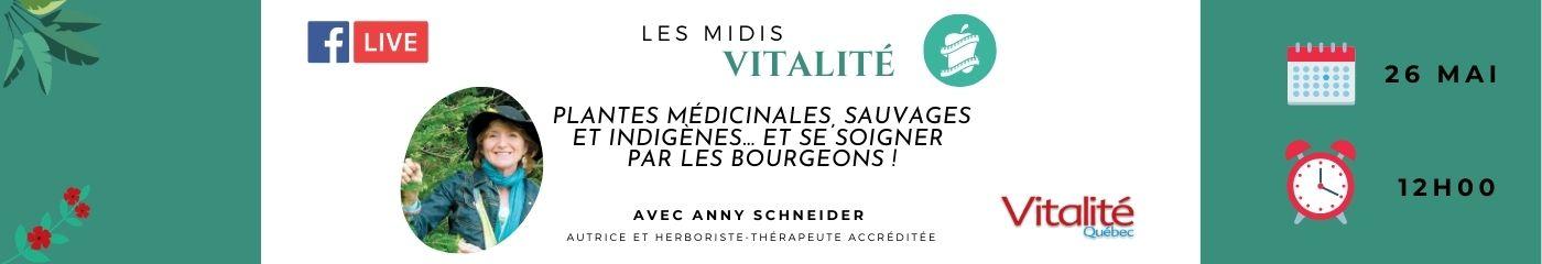 Midi Vitalité Anny Schneider