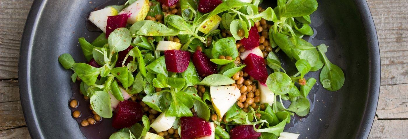 À vos salades ! Vos artères s'en porteront mieux !